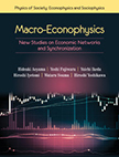 Macro-Econophysics: New Studies on Economic Networks and Synchronization