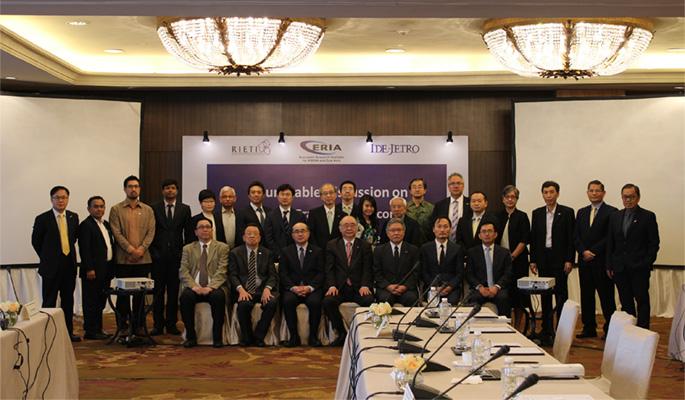 RIETI - ERIA–IDE-JETRO–RIETI Roundtable Discussion on