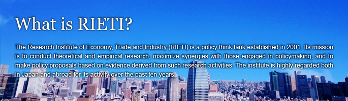 What is RIETI?