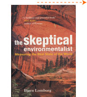 the Skeptical environmentalist表紙