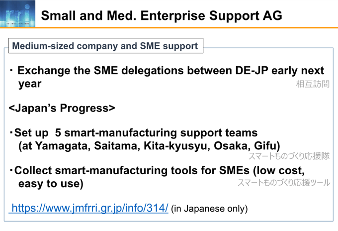 図5-2:Small and Med. Enterprise Support AG