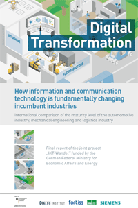 Digital Transformation: How information and communication technology is fundamentally changing incumbent industries
